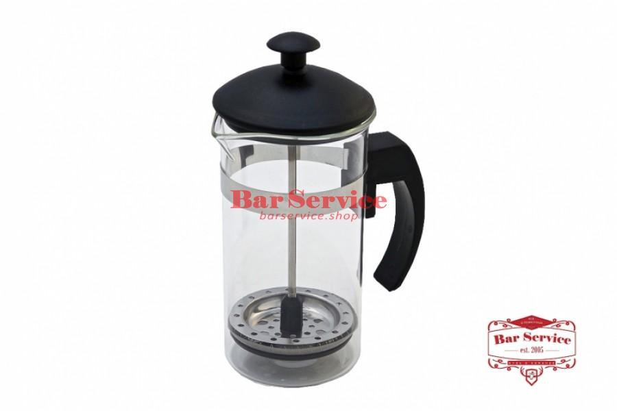 Чайник-кофейник Черный Объем: 350 мл. (френч пресс) в Воронеже
